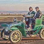 COM, Best of Grade 1, Best Junior - my oom se motor - Heinrich Kirstein