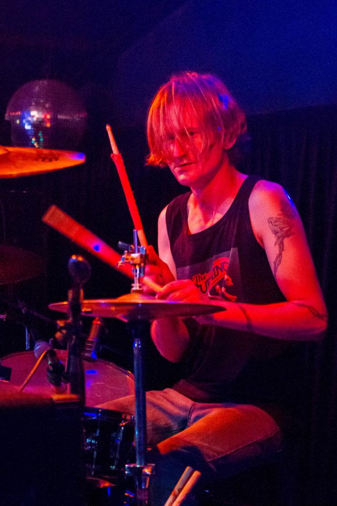 Kobus V D Berg - Drummer - Gold, Best of Grade 3