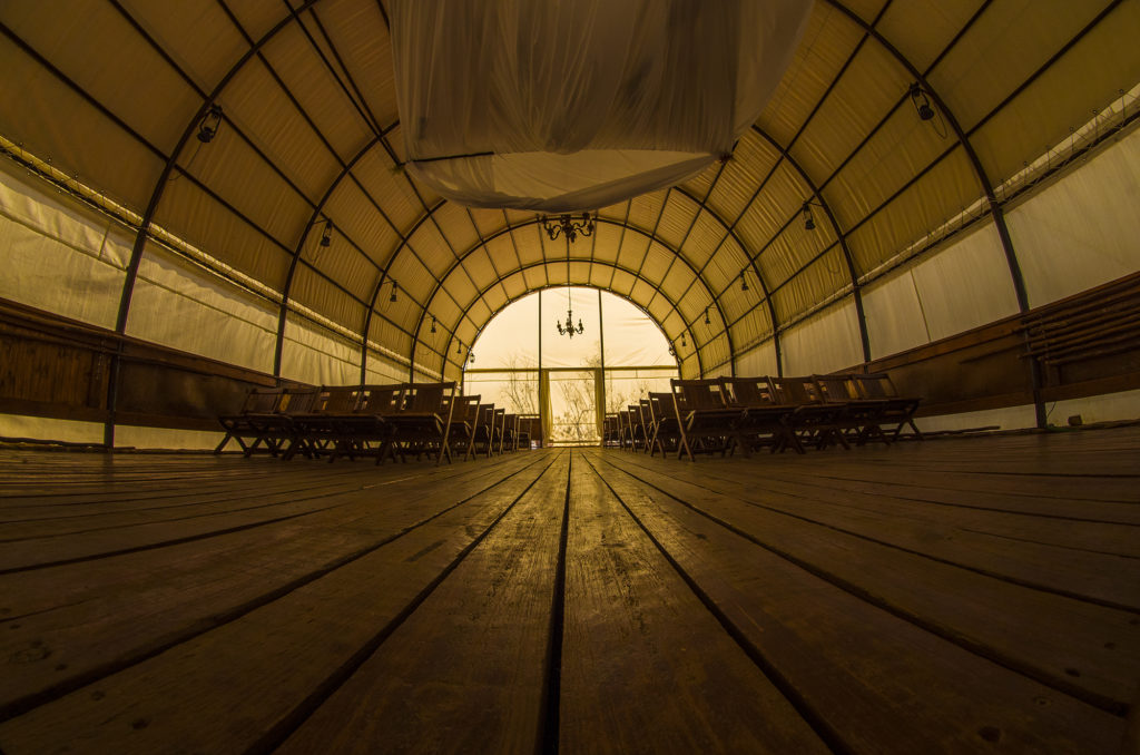 Esaias De Bruyn - Oxwagon Church Awaits - Gold, Best of Grade 2, Best Junior