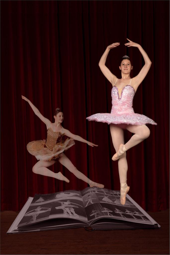 Ron Cox - Ballerina Fusion - Gold, Best of Grade 5, Best Senior